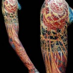 Arm Sleeve Ink Tattoos