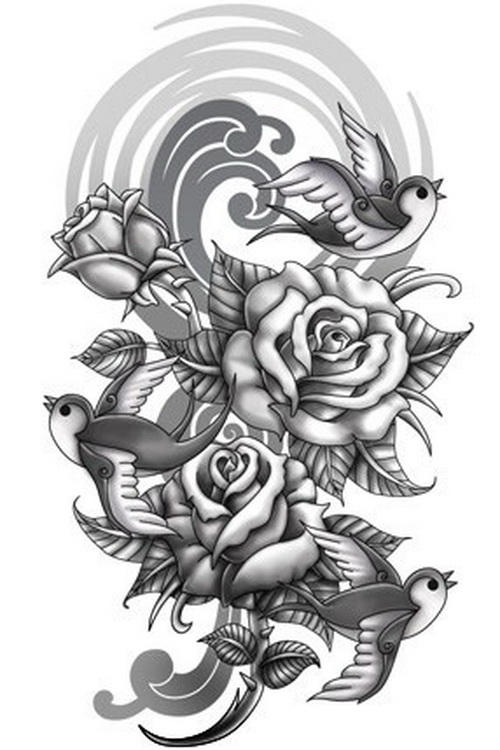 arm sleeve tattoos designs - Tattoo Idea Designs