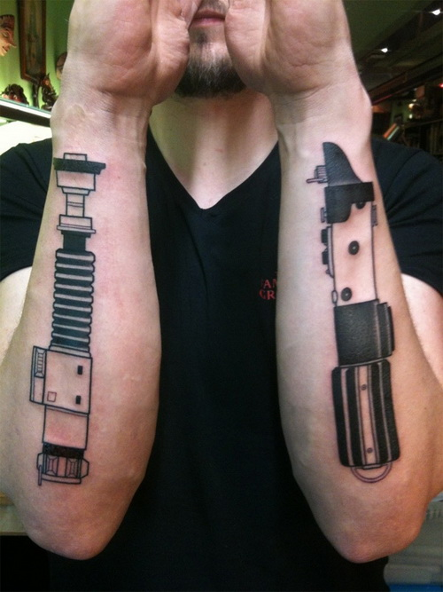 arm tattoos for men - photo #44