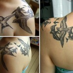 Best Shoulder Tattoos for Girls