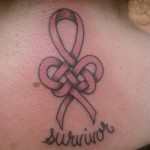 Breast Cancer Survivor Tattoos