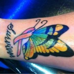 Cancer Survivor Tattoo