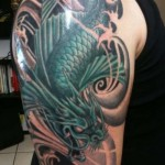 Dragon Tattoos for Sleeve