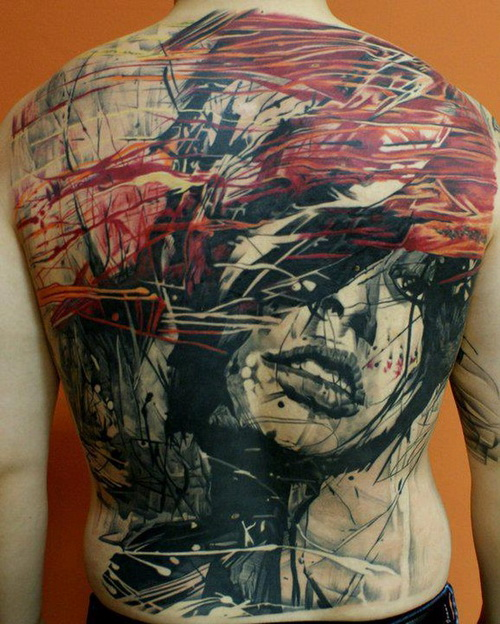 Tattoo Ideas Back: Full Back Tattoos For Men And Women