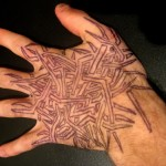 Hand Tattoos Designs for Men
