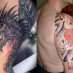 Sleeve Tattoos Designs for Men