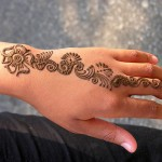 Women Henna Tattoos Design