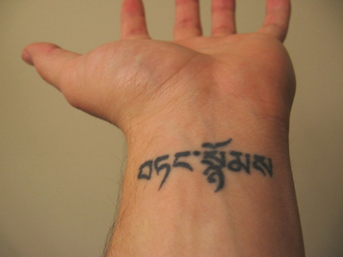 wrist tattoos for men Small Wrist Tattoos
