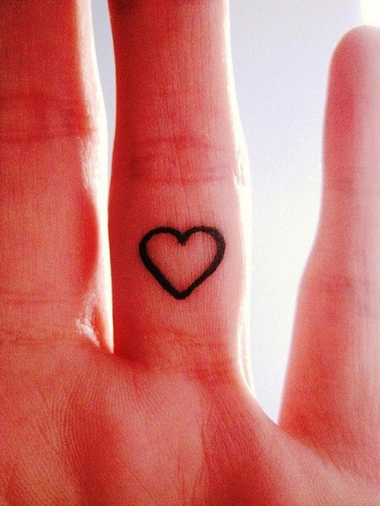ring finger tattoo Ring Finger Tattoos for Couples