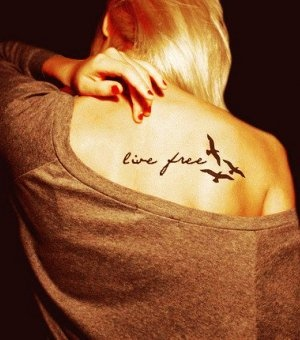 Ideas For Life Quote Tattoos Tattoo Ideas Mag