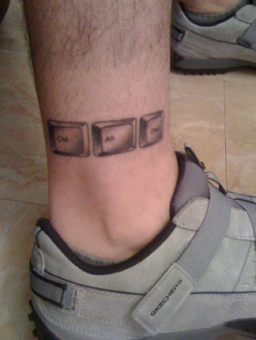 Ankle tattoo designs for men2 for Ankle tattoos for guys
