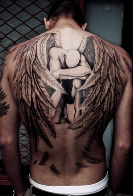 Back Tattoos For Men1 Back Tattoos Ideas For Men