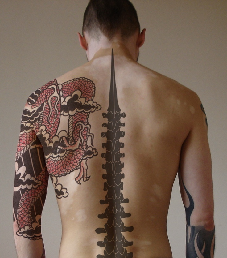 Back Tattoos For Men2 Back Tattoos Ideas For Men