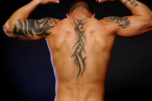 Back Tattoos For Men3 Back Tattoos Ideas For Men