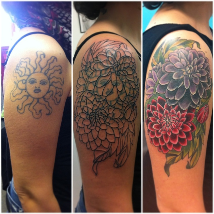 Gorgeous Tattoo Cover Up Ideas Introduction to Tattoo Cover Up Ideas