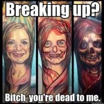 Tattoo Cover Up Ideas for break up