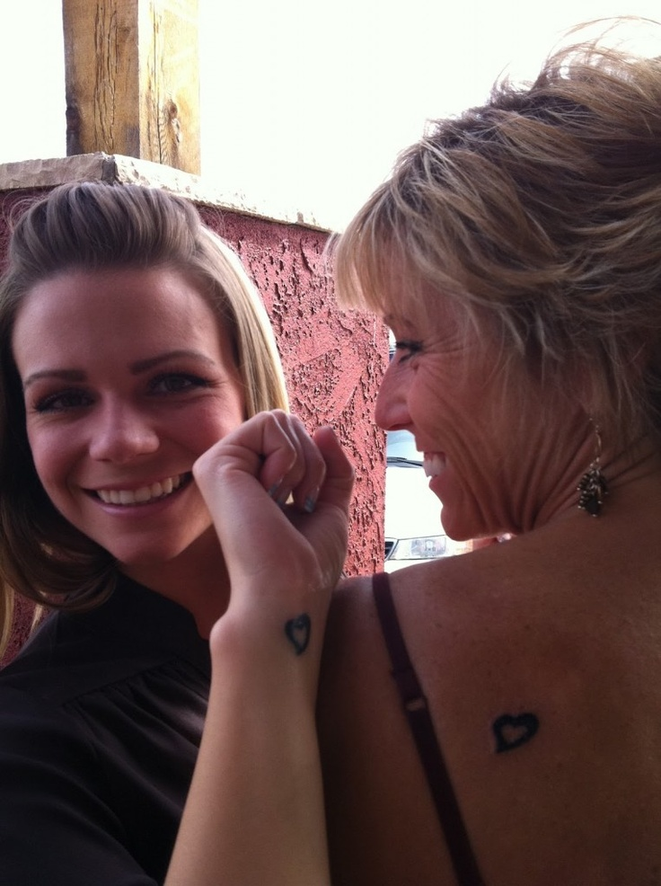 Mother Daughter Tattoos Tumblr Mother Daughter Tattoo 4