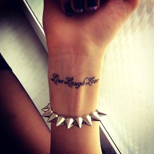 Wrist Tattoo Ideas 6 Attractive Wrist Tattoo Ideas for Men and Women