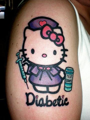 Diabetes Tattoo Ideas 3 Diabetes Tattoo Ideas and Designs