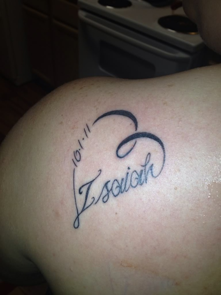 Cool name tattoo ideas tattoo ideas mag for My name in tattoo