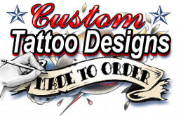 Custom Tattoo Design Service!