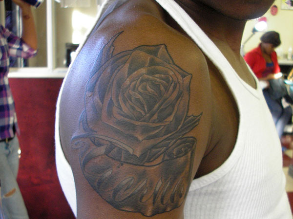 Tattoo Ideas For Black Men 6 Interesting Football Tattoo Ideas   The Best Ways To Show Your Love For Football
