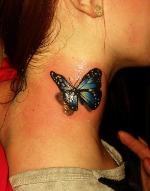 Butterfly Tattoo Ideas 4 Butterfly Tattoo Ideas   The Best Way to Show off Your style and Beauty